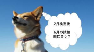 簿記3級 試験を終えて 2月検定